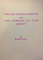 The Ten Commandments and the Sermon on the…