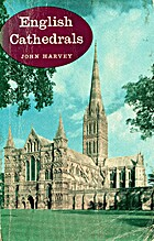 English Cathedrals by John Harvey