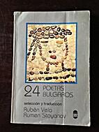 24 Poetas Bulgaros by Ruben VELA