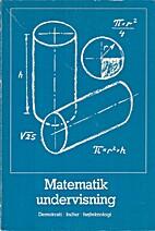 Matematikundervisning : demokrati, kultur,…