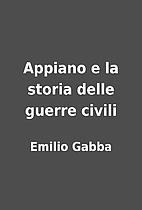Appiano e la storia delle guerre civili by…