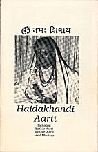 Haidakhandi Arati by Sanskrit Vedas