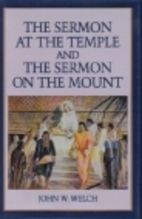 The Sermon at the Temple and the Sermon on…