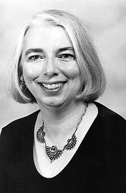 Author photo. Mary Jo Deegan [credit: University of Nebraska-Lincoln]