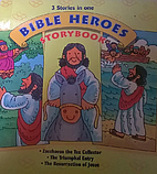 Bible Heroes Storybook: The Story of Joseph…