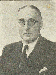 Author photo. Henry Greenly, 1876--1947