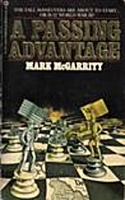 A Passing Advantage by Mark McGarrity