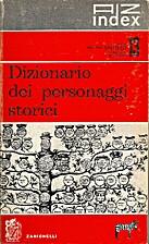 Dizionario dei personaggi storici