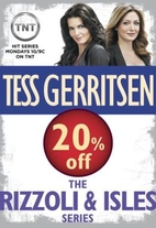 The Rizzoli & Isles Series 9-Book Bundle by…