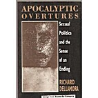 Apocalyptic Overtures: Sexual Politics and…