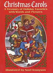 Christmas carols by Noel Tennyson