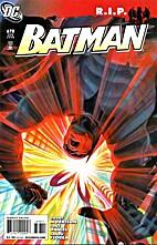 Batman # 678 by Grant Morrison