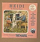 Heidi [3 View-Master reels B425, 3 booklets…
