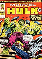 The Mighty World of Marvel # 218