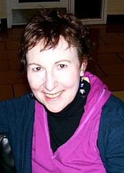Author photo. Jacqueline Gikow
