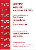 Jewish Dietary Laws by Samuel H. Dresner