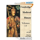 The Cambridge Medieval History volumes 1-5…