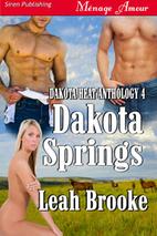 Dakota Springs (Dakota Heat, #4) by Leah…