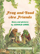 Frog and Toad are Friends by Arnold Lobel