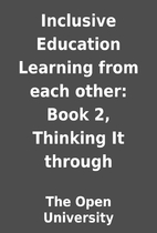 Inclusive Education Learning from each…