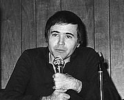 Author photo. Credit: Larry D. Moore, circa 1980