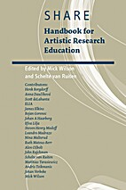 SHARE Handbook for Artistic Research…