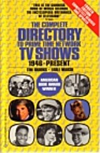 The Complete Directory to Prime Time Network…