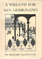 A Wreath for San Gemignano by Folgore da San…