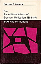 The Social Foundations of German…