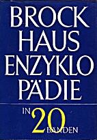 Brockhaus Enzyklopädie in 20 Bänden, Band…