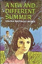 A New and Different Summer by Lenora…