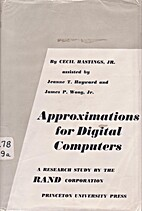 Approximations for Digital Computers by…