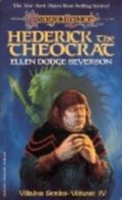 Hederick the Theocrat by Ellen Dodge…