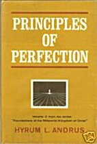Principles of Perfection, Volume II from the…