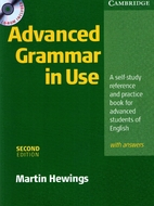 Advanced Grammar in Use With CD ROM by…