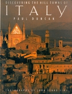 Discovering the Hill Towns of Italy by Paul…