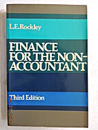 Finance for the non-accountant by L. E.…
