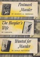 Postmark Murder | The Burglar's Wife |…