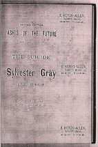 Ashes of the Future. The Suicide of…