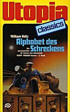 Alphabet des Schreckens by William Voltz