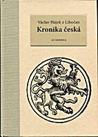Kronika česká by Václav…