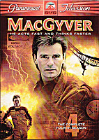 Macgyver - The Complete Fourth Season by…
