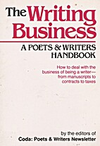 The Writing Business: A Poets and Writers…