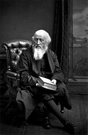 Author photo. Image from <b><i>The life of William Barnes, poet and philologist</i></b> (1887) by Lucy Baxter
