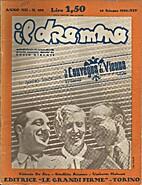 Il convegno di Vienna by Robert Emmet…