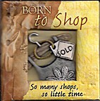 BORN TO SHOP-MINATURE BOOK by LITTLE BOOKS…