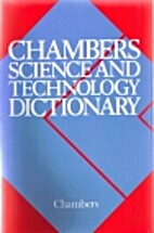 Chambers Science and Technology Dictionary…