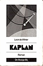 Kaplan : roman by Leon de Winter