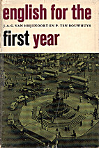 English for the first year by J.A.G. van…