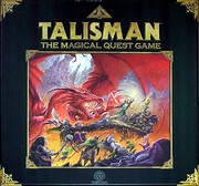 Talisman: The Magical Quest Game by Black…